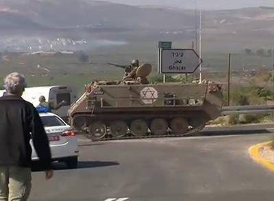 News video: Raw: Hezbollah Says It Attacked Israeli Convoy