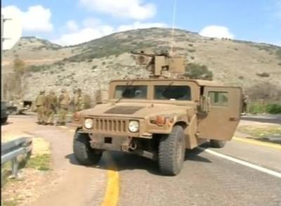 News video: Hezbollah Missile Wounds Four Israeli Soldiers on Lebanon Frontier