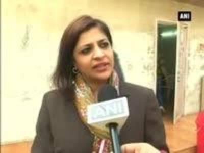 News video: Shazia Ilmi attacks AAP over pro-BJP allegations on Kiran Bedi